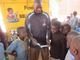 test de lecture avec les enfants