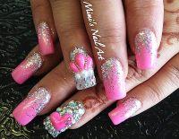 Glitter Nails | Joy Studio Design Gallery - Best Design