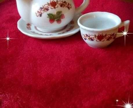 Il rito del tè