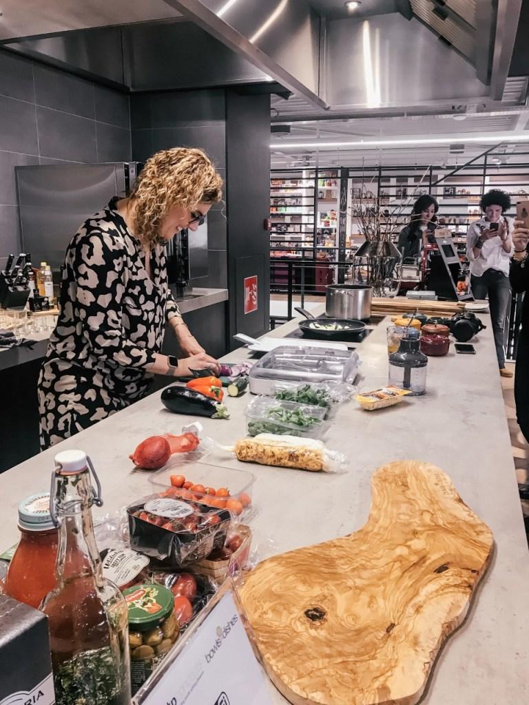 Foodbloggerslunch 12 april 2019