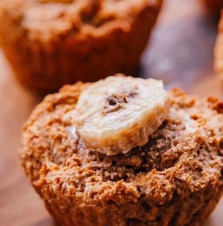 Recept: Speculaas havermout muffins uit de Airfryer