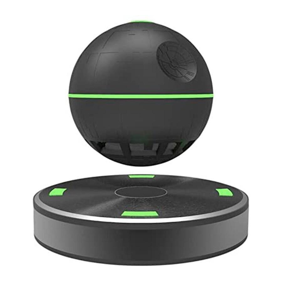 Floating Bluetooth Speaker - Creative Gadgets For Boyfriend - Close Up