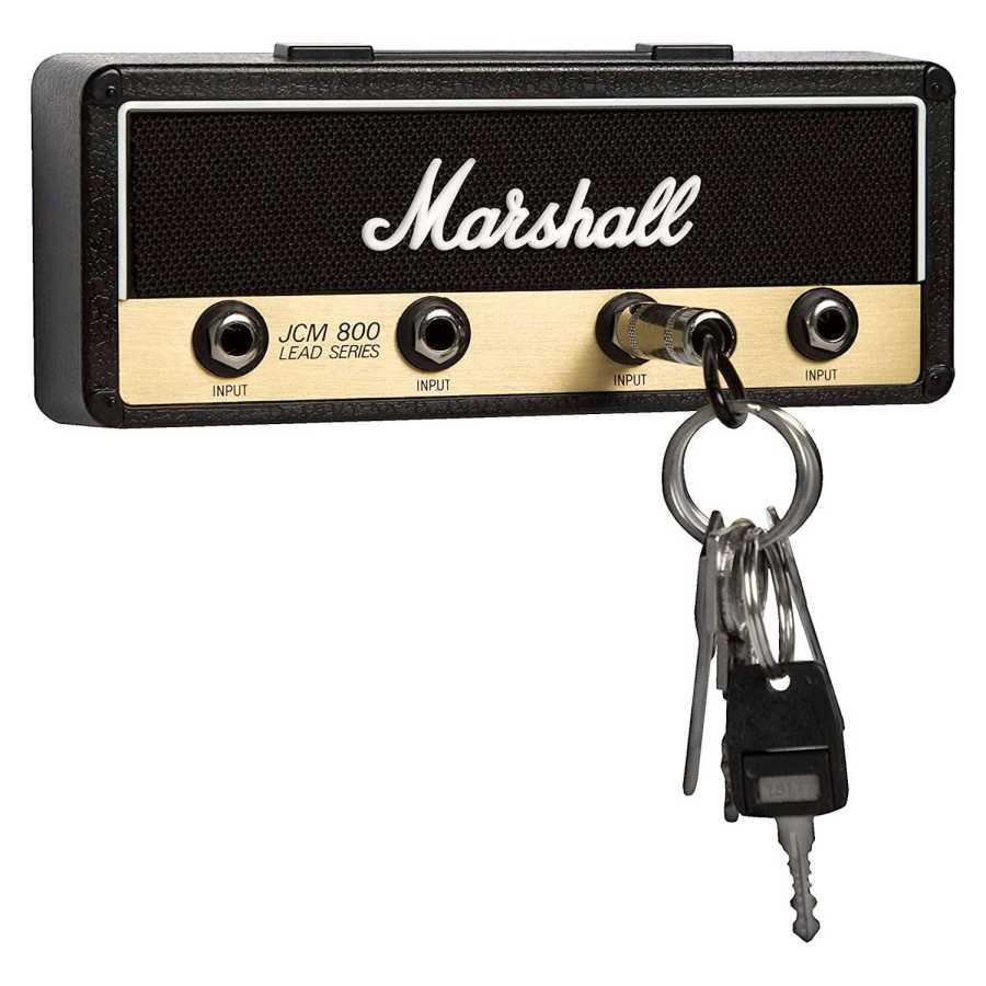 Marshall Jack Rack Guitar Amp Key Hanger Main Image - Badass Birthday Gifts For Guys
