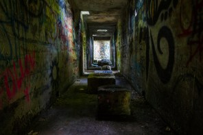 Abandoned Cement Factory 10