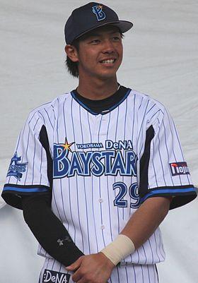 20140511_Hiroyuki_Sirasaki,_infielder