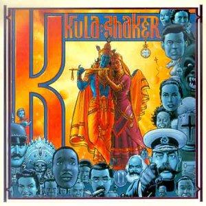 90sに突如現れたサイケ・ロックの傑作、クーラ・シェイカー「K」