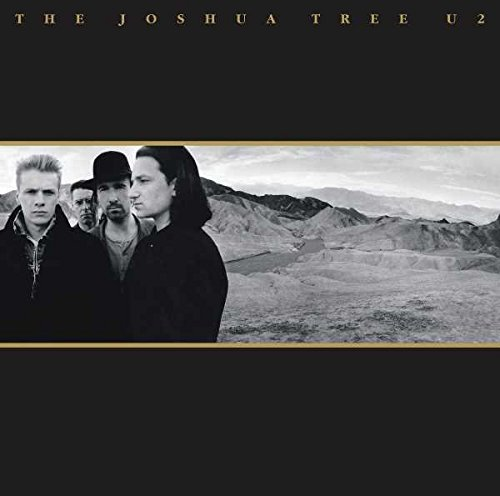 """5月10日はボノの誕生日!""""U2""""覚醒の名盤""""ヨシュア・トゥリー"""""""