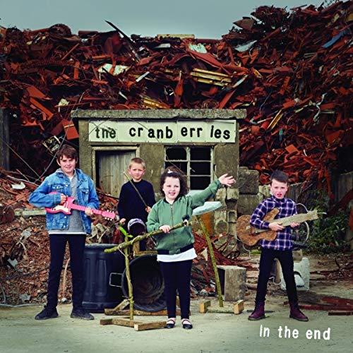 クランベリーズ最新にして最後のアルバム「イン・ジ・エンド」