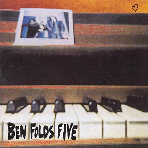 ギターレスのピアノロック!衝撃のデビューアルバム「ベン・フォールズ・ファイブ」