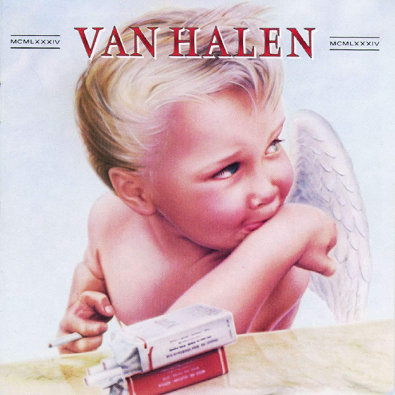 "Back to the ""1984""!デイヴの誕生日にヴァン・ヘイレンの名盤を聴こう!"