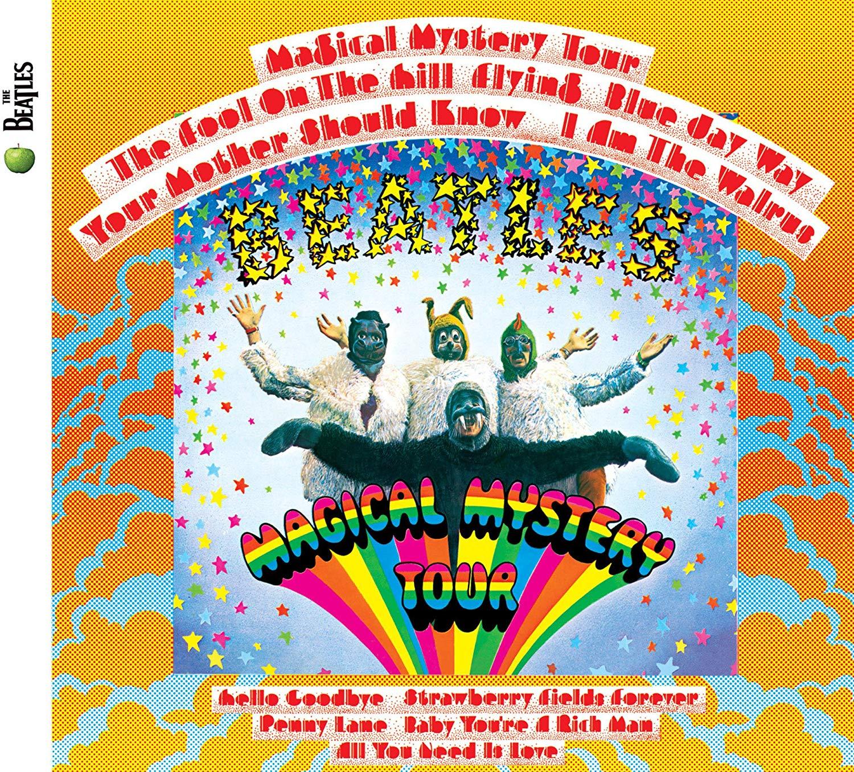 ビートルズと一緒にサイケの旅へ…「マジカル・ミステリーツアー」