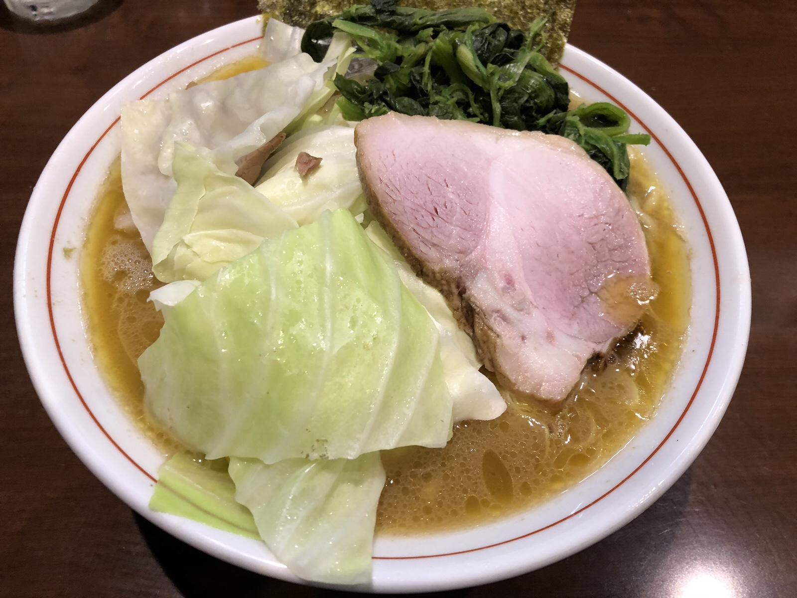 """蒲田のニューカマー、おススメの家系ラーメン""""飛粋(ひいき)"""""""