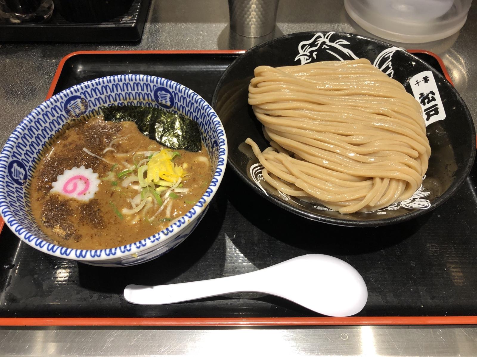 行列しても食べたい至福のつけ麺!「松戸富田麺絆」KITTE丸の内