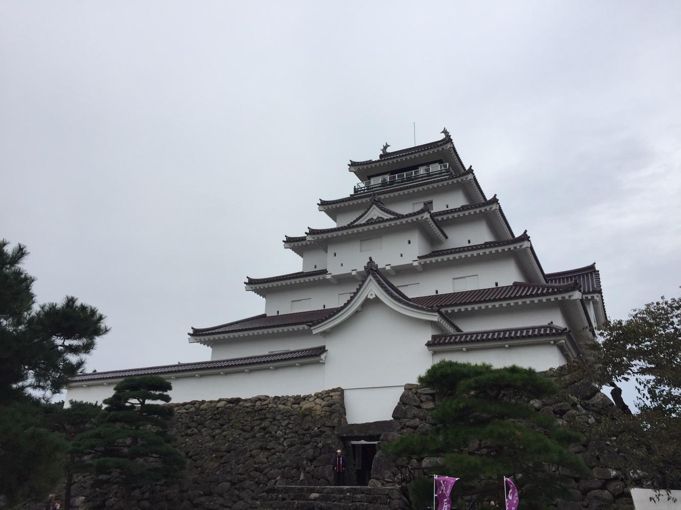 会津探訪のたび[前編] 白虎隊に想いを馳せて、飯盛山と鶴ヶ城