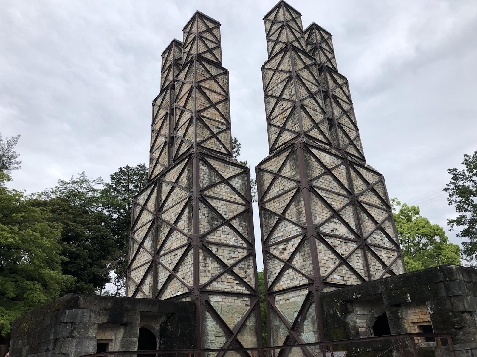 明治日本を植民地化から救った産業革命遺産「韮山反射炉」