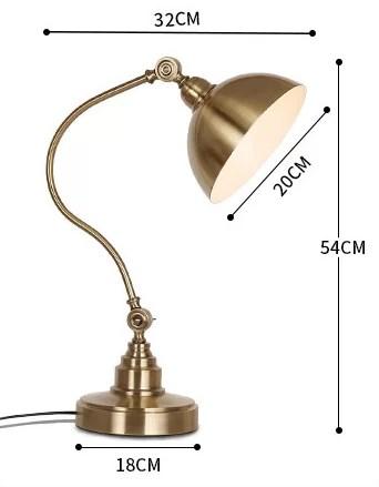 Favorlamp-American-Retro-Style9 Đèn bàn cổ điển phong cách Mỹ