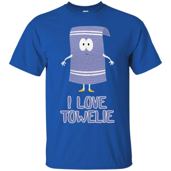 Love Towelie T Shirt - 10 Favormerch