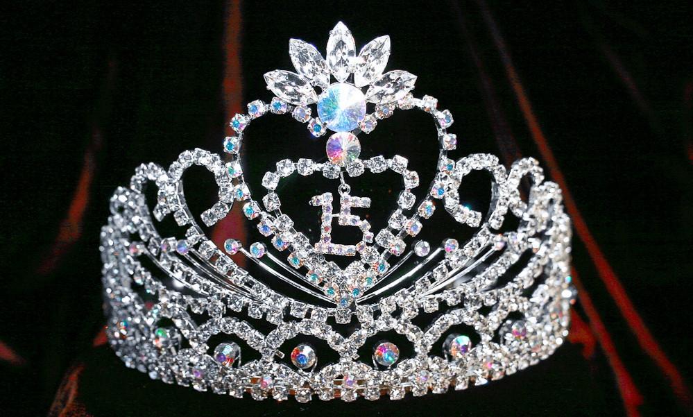 Best Quinceanera Crowns  Best Quinceanera Tiara