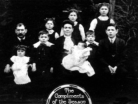 1912-Aston-Family-Glamorgan-Wales-UK