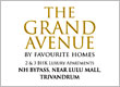 The Grand Avenue Logo