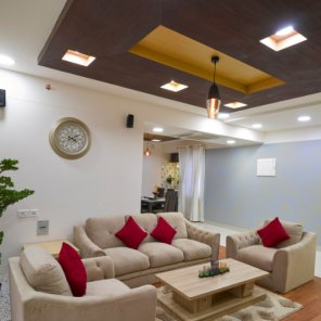 Luxury Apartments in Ambalamukku - Town Square Interiors