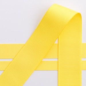 Yellow Grosgrain Ribbon