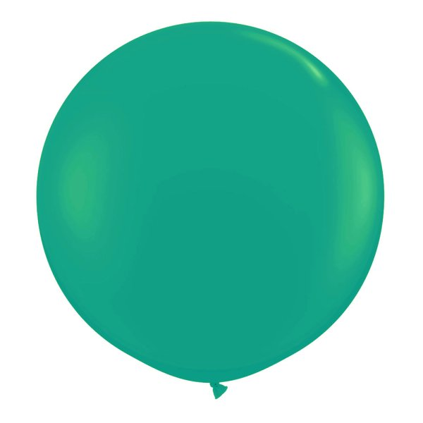 1 Metre Forest Green Giant Balloons