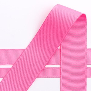 10mm Hot Pink Grosgrain Ribbon 10M