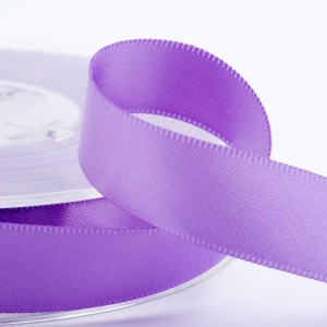 3mm Lilac Satin Ribbon 50M