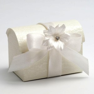 Ardesia Ivory Cofanetto Favour Box