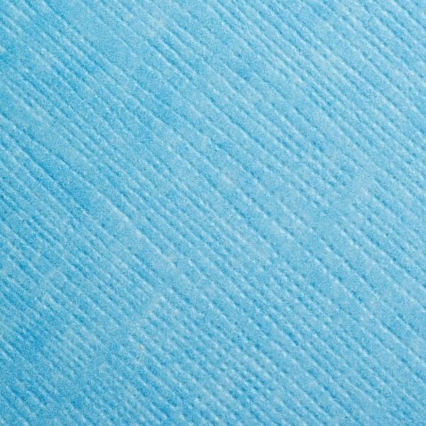 Blue Silk Handbag Favour Box