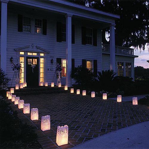 Heart & Doves Lanterns