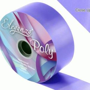 Lavender Wedding Car Ribbon