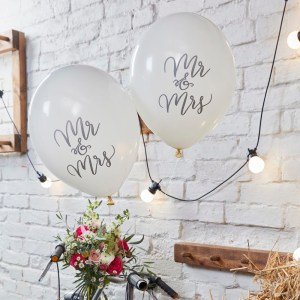 Mr & Mrs Balloons