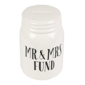 Mr & Mrs Fund Jar