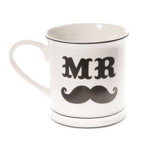 Mr Moustache Mug