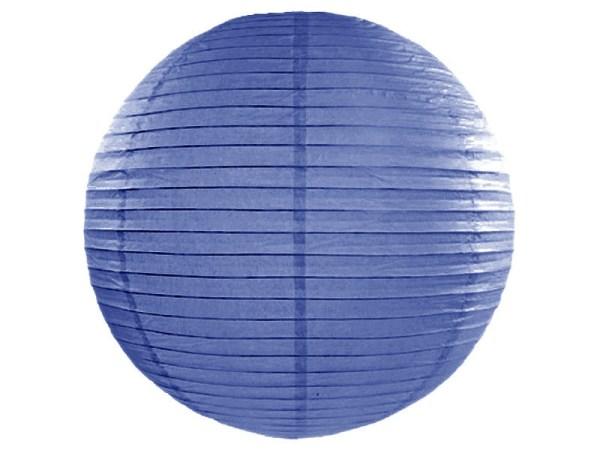 Royal Blue Paper Lanterns 18inch