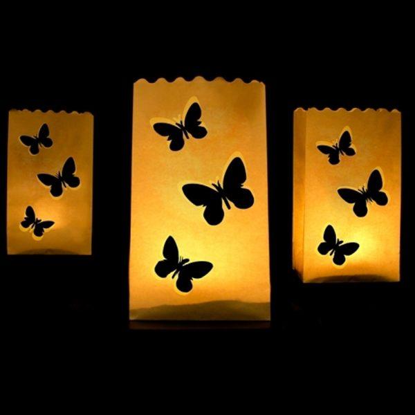 Butterfly Paper Lanterns