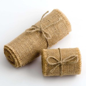 Hessian Ribbon Roll - 60mm
