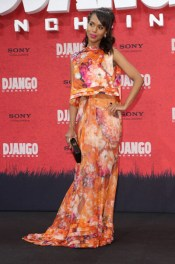 J. Mendel at the Berlin Django Premiere.