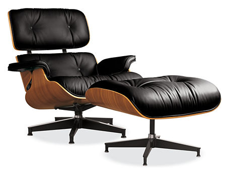 Classic Chair Designs of the 50s by Charles and Ray Eames