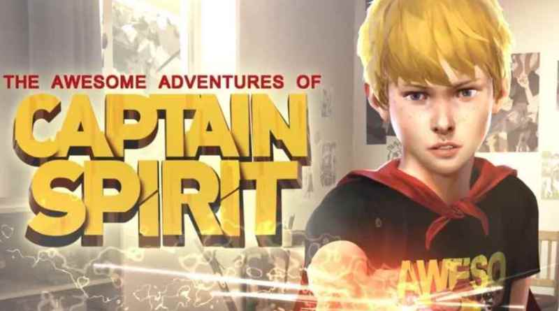 The Awesome Adventures of Captain Spirit Download, Release Date and more