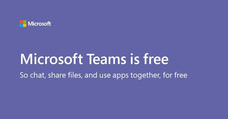 Microsoft teams free