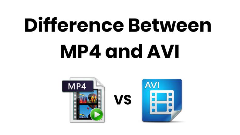 mp4 vs avi