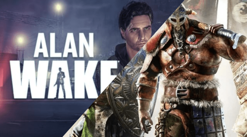 Alan Wake & For Honor now for FREE on Epic Games Store
