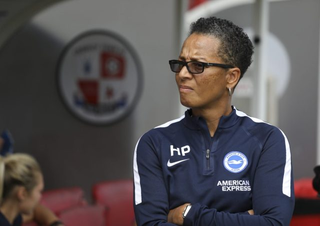 Brighton & Hove Albion boss Powell upbeat despite recent defeats