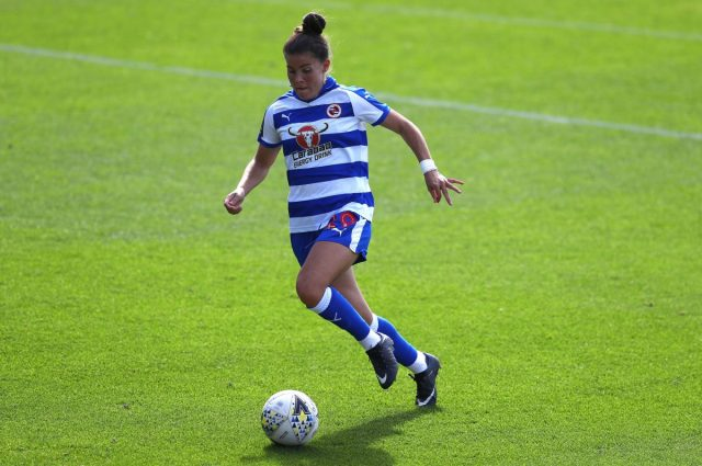 Reading forward Chaplen signs new one-year deal