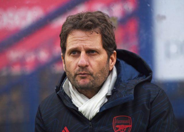 Lack of clinical edge lost Arsenal Conti Cup final – Montemurro