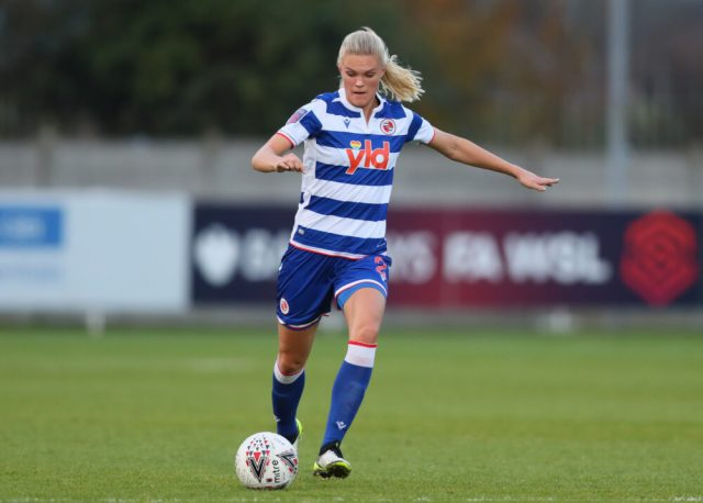 The stats behind Norwegian defender's first season with Reading