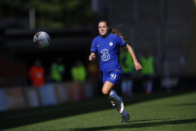 Chelsea extend lead at the FAWSL summit with victory at Bristol City